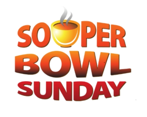 Souper Bowl Sunday – Feb 5, 2017